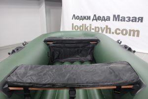 Мягкая накладка на сиденье с сумкой(70 см) (для гребных лодок + для моторных длиной до 2,8 м)